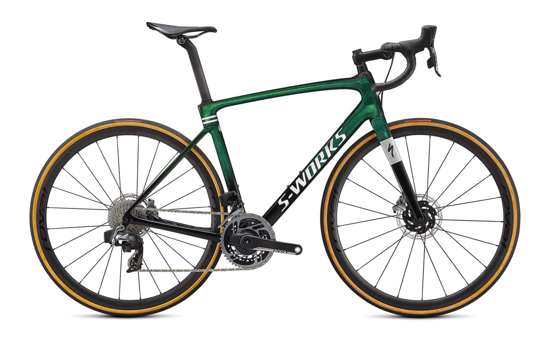 Immagine di SPECIALIZED S-WORKS ROUBAIX SRAM RED ETAP AXS