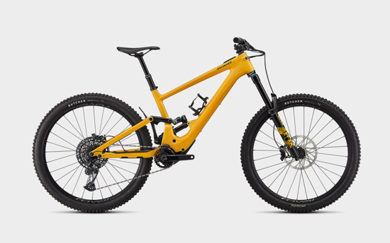 Picture of SPECIALIZED TURBO KENEVO SL EXPERT yellow